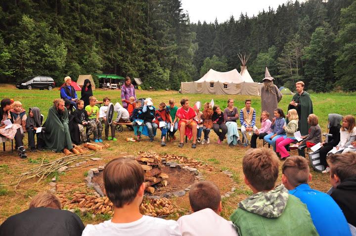 Tábor Pán Prstenů