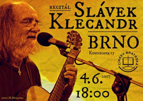 Koncert Slávka Klecandra