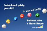 balonková párty