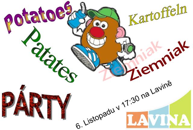 Potatoes Párty