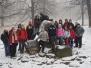 18.-20.2.2011 Zimní výlet Rychaltice