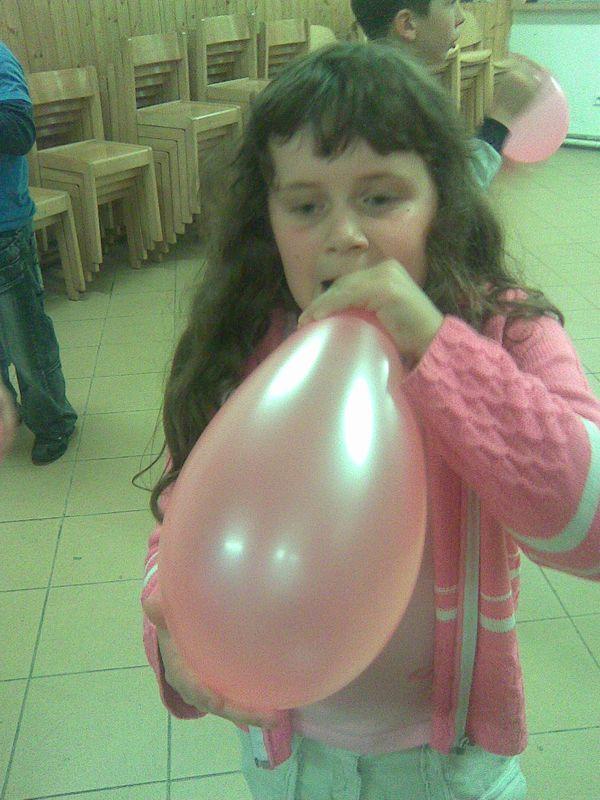 některé balónky byly opravdu velké