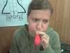 Nafukovat balónek je fuška!!