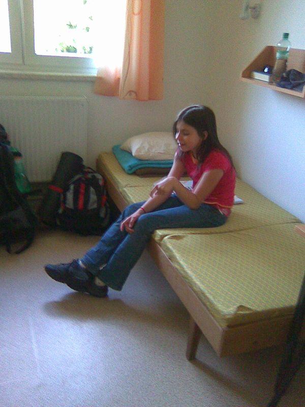 holčičí pokoj