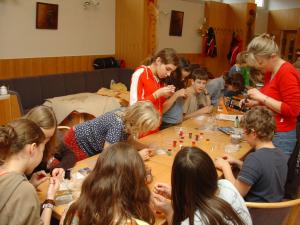 Vánoční večírek 2008