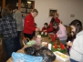 27. 11. 2010 - Vánoční věnce a pingpong