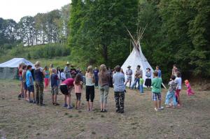 Tábor 2015 - Zlatokopové