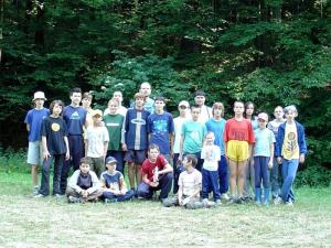 Tábor 2005