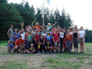 Tábor 2008