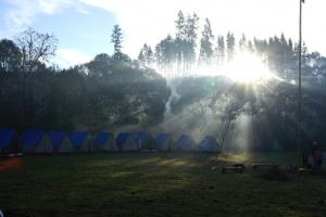 Tábor 2010 - Narnie - Plavba Jitřního poutníka
