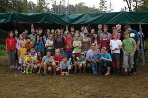 Tábor 2011 - Jozue