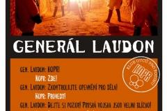Generál Laudon 2013