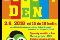 Dětský den 2018