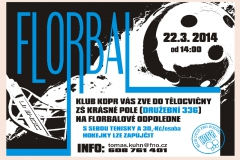 Florbal 2014