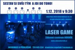 Lasergame 2018