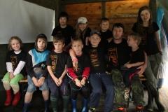 Tábor Horní Údolí 2014