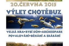 Výlet Chotěbuz 2015
