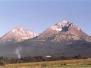 Sborová dovolená ve Vysokých Tatrách 2001
