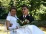 Svatba Jany Novysedlákové a Jiřího Fojtíka