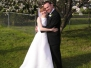Svatba Miriam Novotné a Tomasze Chmiela