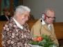 Diamantová svatba manželů Libuše a Františka Mrázkových