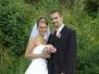 Svatba Tomáše Stebla a Małgorzaty Kaletové