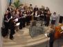 Koncert smíšeného pěveckého sboru z CB Prahy Smíchova.