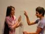 Úklid modlitebny - akce mládeže a dorostu 2007