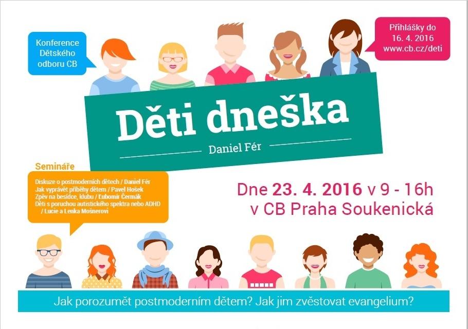 Děti dneška - konference