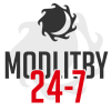 Logo modlitby 24 - 7