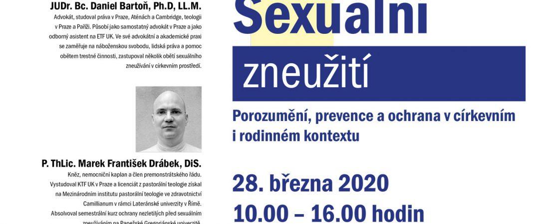 Sexuální zneužití