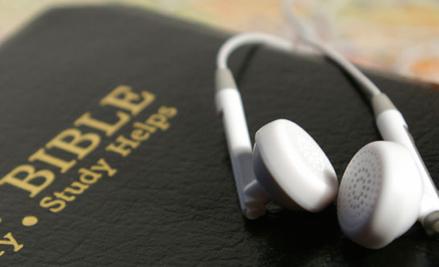 Biblické hodiny v textové nebo audio podobě jsou dostupné i na webu