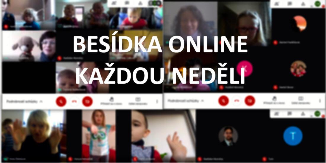 Besídka online